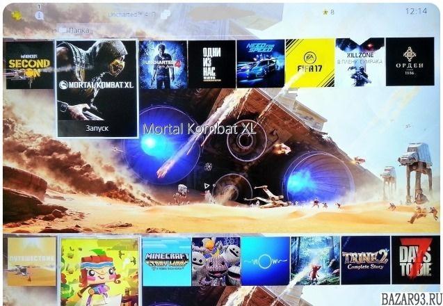 """PlayStation4"""