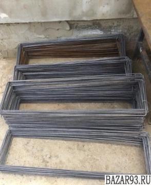 Хомуты для вязки арматурных каркасов
