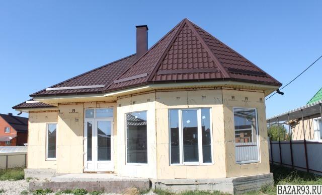 Продам дом 1-этажный дом 120 м² ( кирпич )  на участке 8 сот.  ,  в черте города