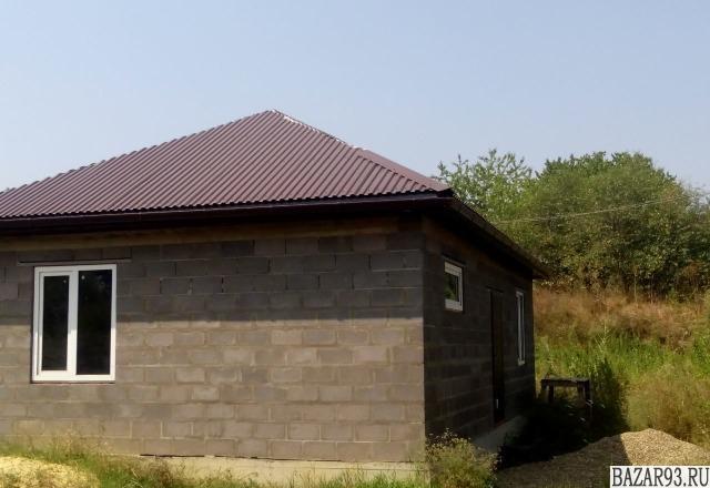 Продам дом 1-этажный дом 60 м² ( пеноблоки )  на участке 6 сот.  ,  в черте горо