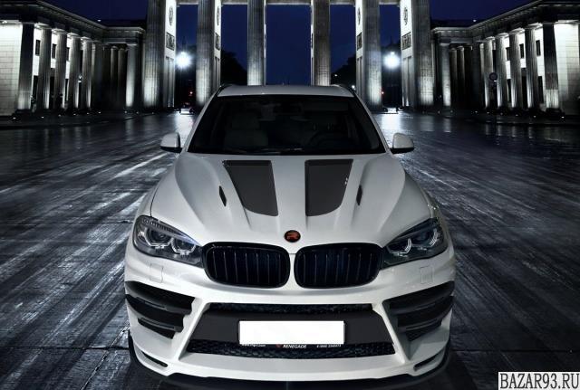BMW F15 - Обвес Перфоманс Спорт Exo