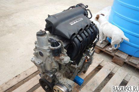 Двигатель L15A на Хонду Фит 2002г