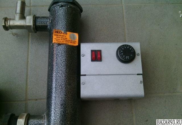 Электродный котел эко 3 с автоматикой