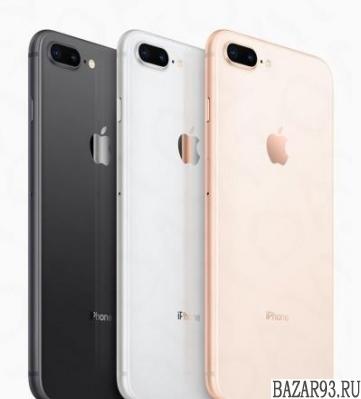 iPhone 8, 8+ 64-256gb. Все цвета. Магазин. Гарантия