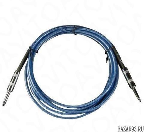 Инструментальный кабель fender 3м