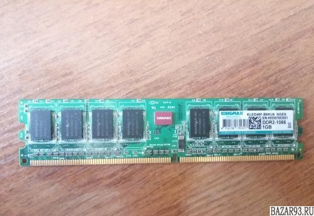 Оперативная память Kingmax DDR2 1Гб