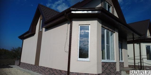 Продам дом 2-этажный дом 110 м² ( кирпич )  на участке 5 сот.  ,  23 км до город