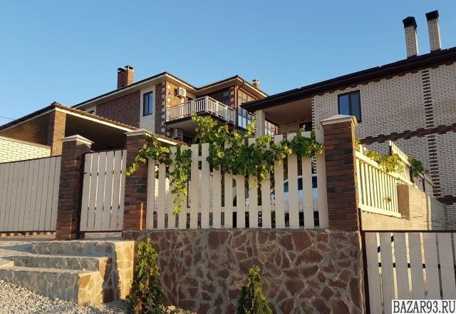 Продам дом 2-этажный дом 130 м² ( кирпич )  на участке 5 сот.  ,  2 км до города