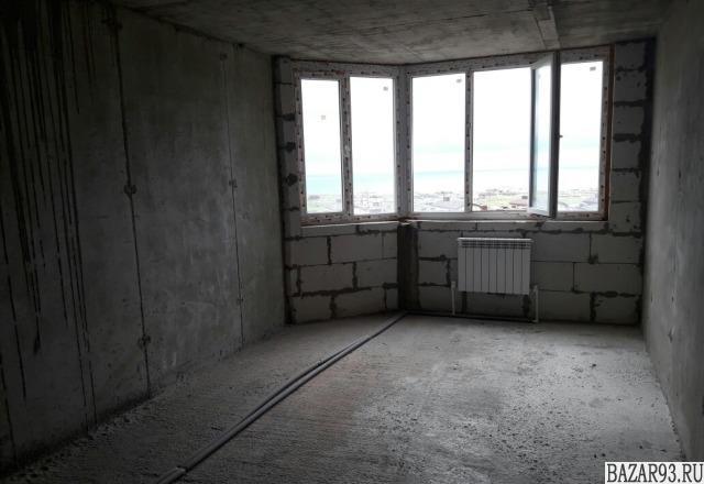 Продам квартиру 1-к квартира 44 м² на 17 этаже 20-этажного монолитного дома