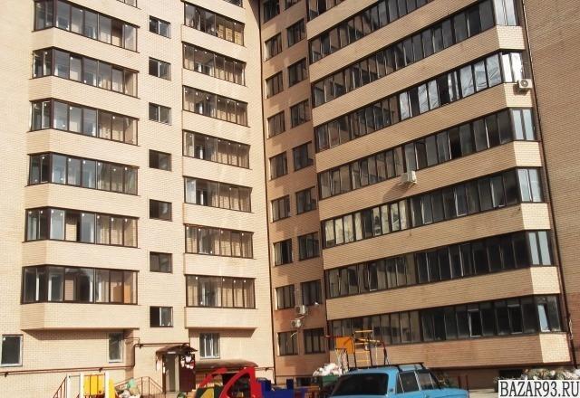 Продам квартиру 1-к квартира 47 м² на 7 этаже 9-этажного монолитного дома