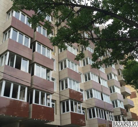 Продам квартиру в новостройке 1-к квартира 38 м² на 2 этаже 9-этажного монолитно