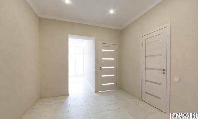Продам квартиру в новостройке 1-к квартира 44. 4 м² на 3 этаже 3-этажного блочно