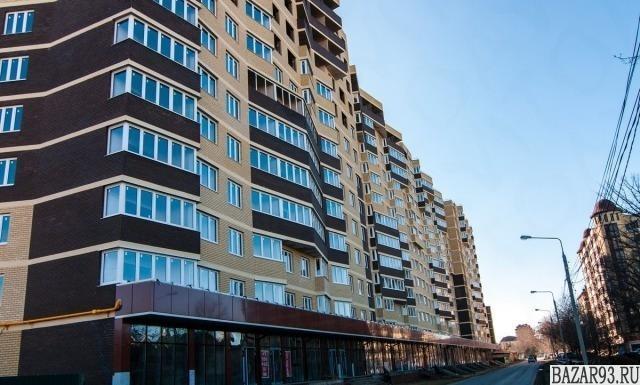 Продам квартиру в новостройке ЖК «Молодёжный» ,  Корпус 3 1-к квартира 42. 7 м²
