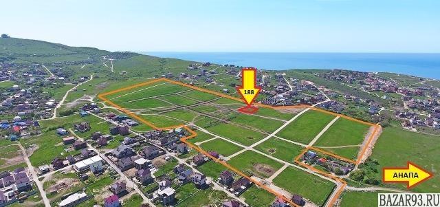Продам участок 6. 1 сот.  ,  земли поселений (ИЖС)  ,  1 км до города