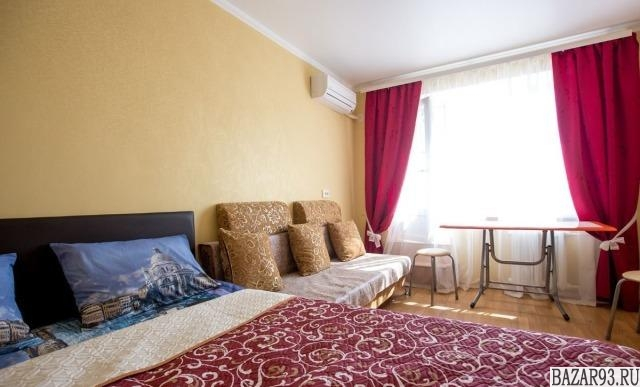Сдам квартиру посуточно 2-к квартира 38 м² на 2 этаже 5-этажного кирпичного дома