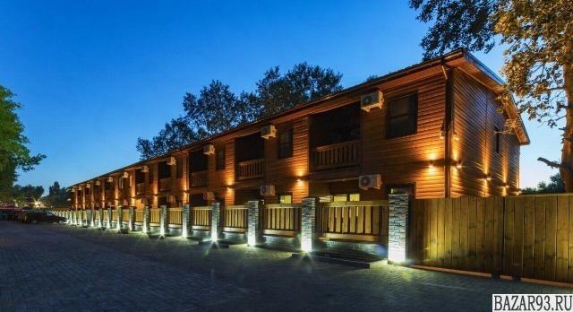 Строим быстровозводимые гостиницы