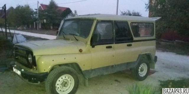УАЗ 3153,  2002
