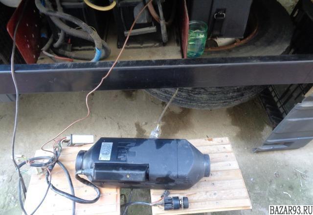 Автомобильный автономный отопитель для грузовой