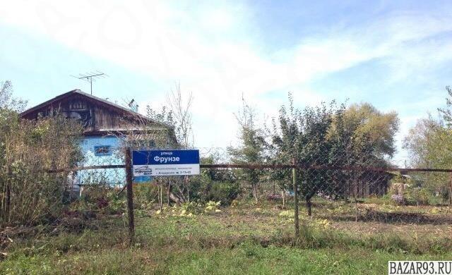 Продам дом 1-этажный дом 29 м² ( брус )  на участке 4 сот.  ,  в черте города