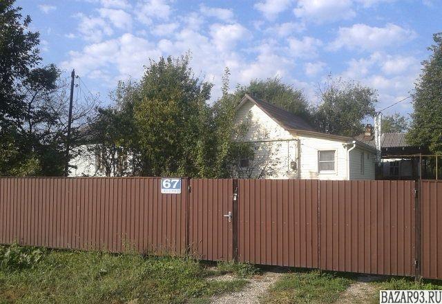 Продам дом 1-этажный дом 47 м² ( кирпич )  на участке 6 сот.  ,  в черте города