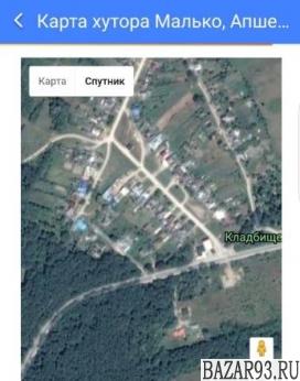 Продам участок 2. 2 га ,  земли поселений (ИЖС)  ,  1 км до города