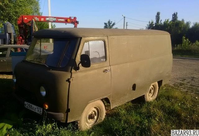 УАЗ 452 Буханка,  1990