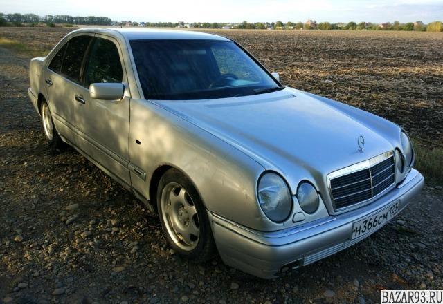 Mercedes-Benz E-класс,  1998