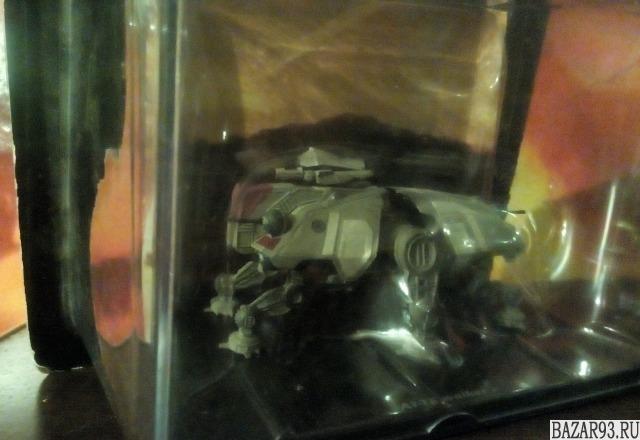 Star Wars Модель AT-TE Walker (DeAgostini )