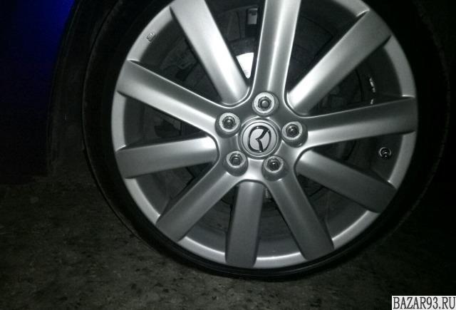 Диск Мазда мпс Mazda MPS