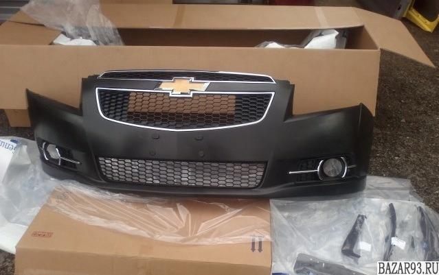 Комплект юбилейных бамперов Chevrolet Cruze