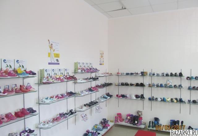 Магазин детской и подростковой обуви