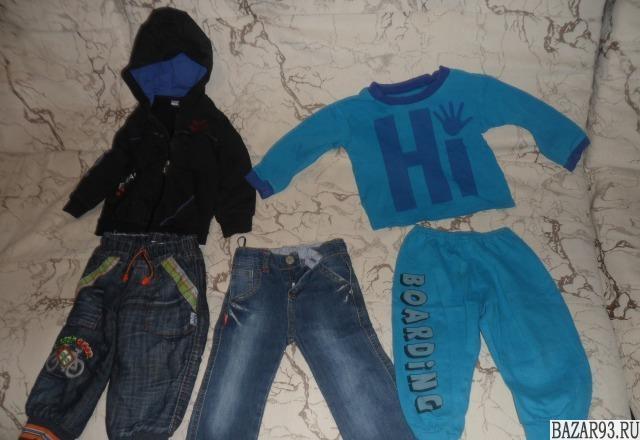 Одежда 1-2 года