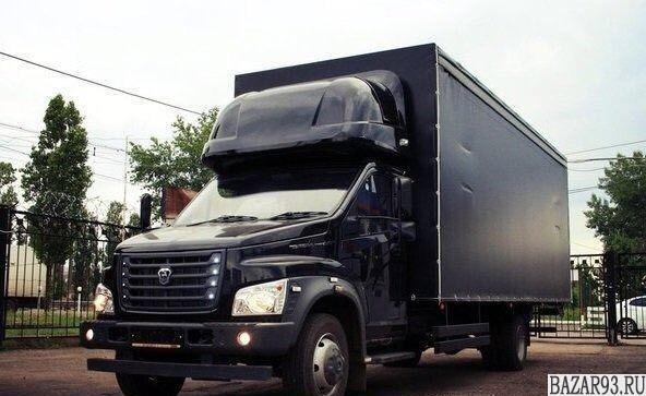 Перевозка груза до 5 тон по россии
