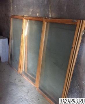Продаются Окна,  деревянное окно