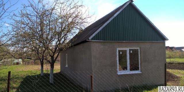 Продам дом 1-этажный дом 60 м² ( кирпич )  на участке 5 сот.  ,  3 км до города