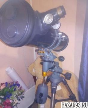 Продаю телескоп Сelestron astromaster 130 eq