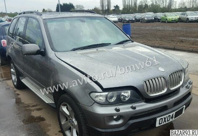 Авторазборка бмв 2004 BMW X5 Е53 4. 4i АКПП 37*