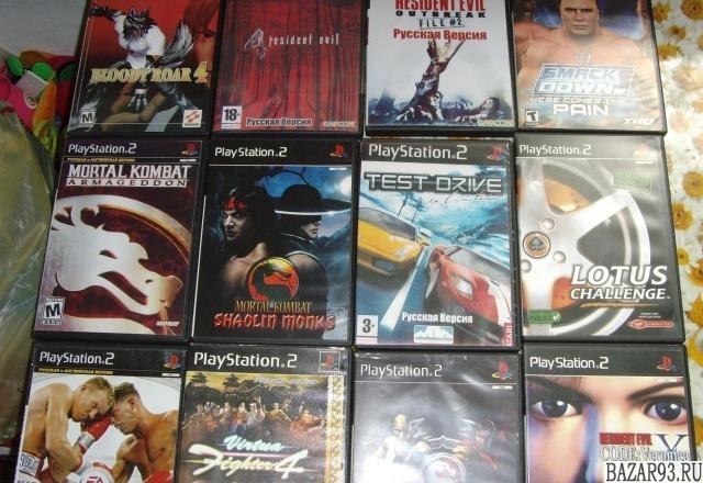 Игры для PS2