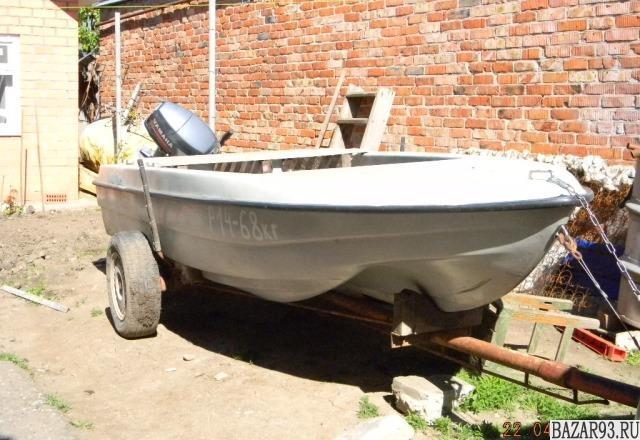 Лодка-Катран 430