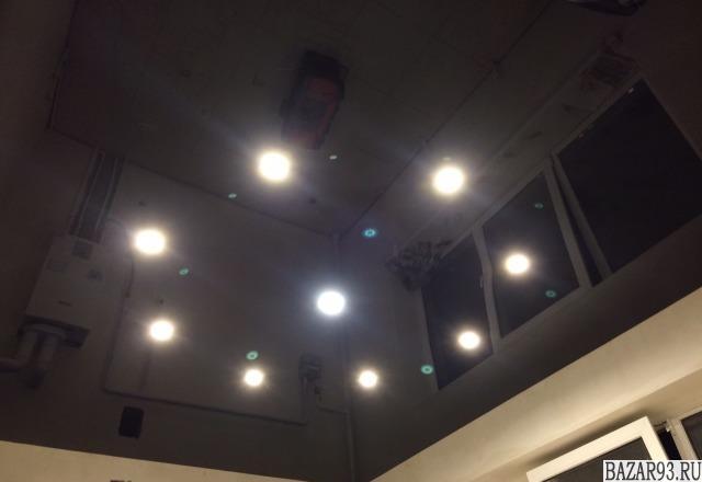 Натяжной потолок L(303)  msd premium