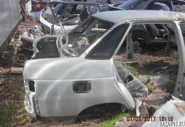 ВАЗ 2110 Задняя часть