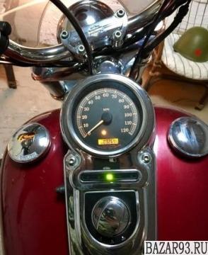 Harley Davidson Dyna Wide Glide 2005