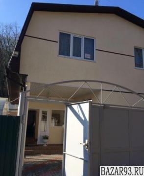Продам дом 2-этажный дом 150 м² ( пеноблоки )  на участке 7 сот.  ,  4 км до гор