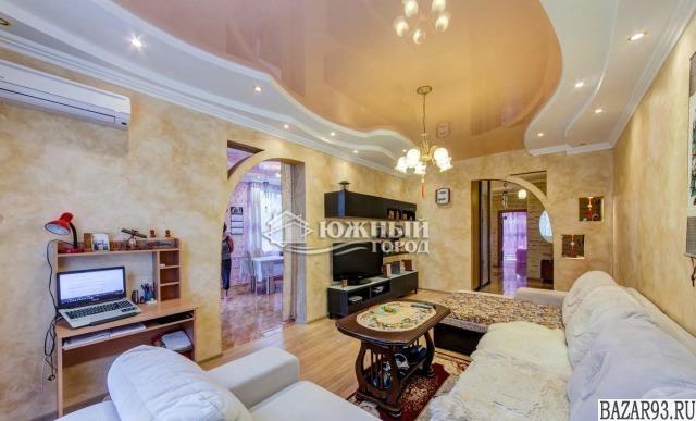 Продам квартиру 3-к квартира 103. 1 м² на 2 этаже 6-этажного монолитного дома