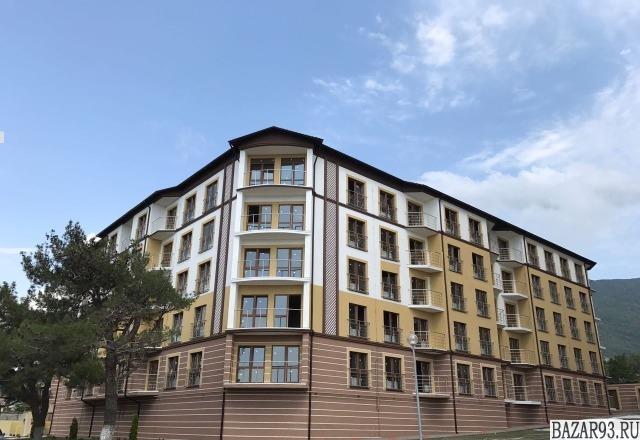 Продам квартиру в новостройке 1-к квартира 45. 5 м² на 2 этаже 5-этажного моноли