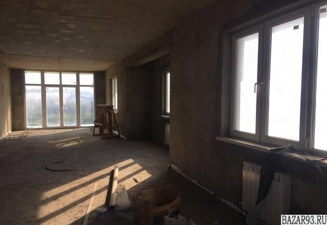 Продам квартиру в новостройке 3-к квартира 98 м² на 3 этаже 4-этажного монолитно