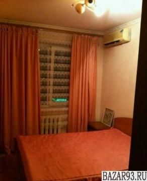 Сдам квартиру 3-к квартира 65 м² на 8 этаже 9-этажного кирпичного дома