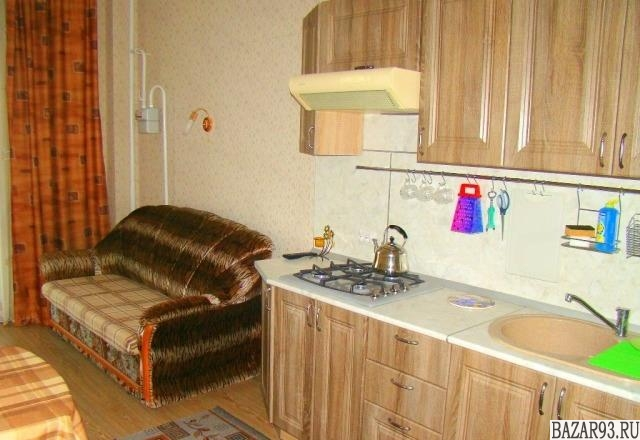 Сдам квартиру посуточно 1-к квартира 43 м² на 3 этаже 7-этажного монолитного дом