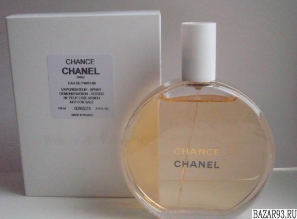 Тестер Chanel chance eau parfum 100ml