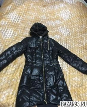 Зимняя куртка-пух